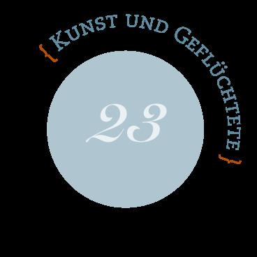 Wunderblock No. 23 – Kunst & Geflüchtete